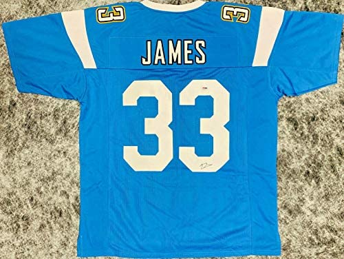 ded78753 Signed Derwin James Jersey - COA - PSA/DNA Certified - Autographed NFL  Jerseys