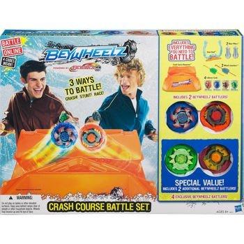 BeyWheelz Crash Course Battle Set by Hasbro (Image #1)