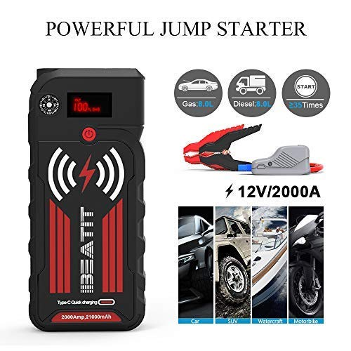 Buy portable starter charger