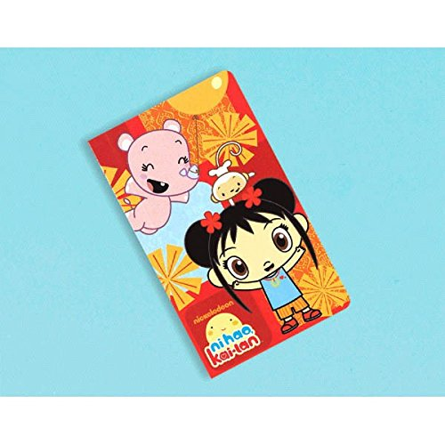 Notepad | Ni Hao Kai Lan Collection | Party Accessory]()