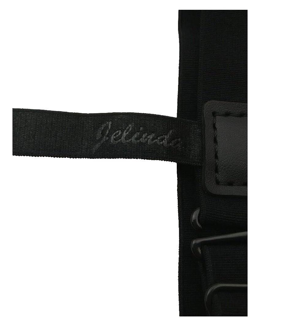 Kuke Men Elastic Suspender Adjustable Shirt Tail Garters Side-fix Non-slip Shirt Tail Garter