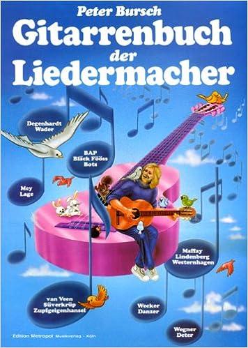 Das romantische gitarrenbuch, m. Je 1 cd-audio, tl. 1: peter bursch.