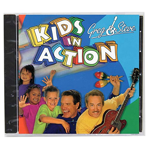 Used, Greg & Steve Productions YM-017CD Greg & Steve: Kids for sale  Delivered anywhere in USA