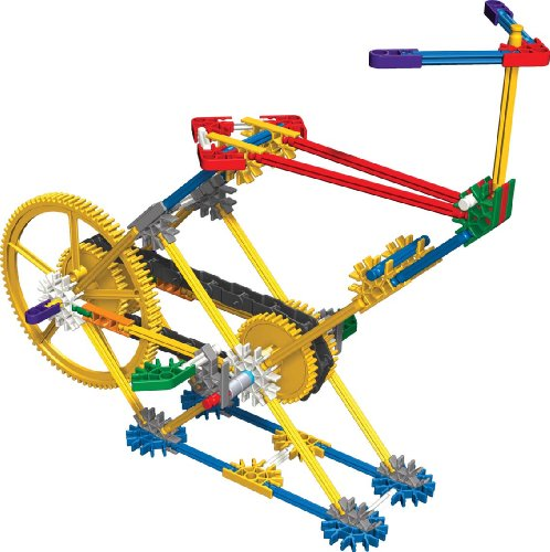 K'NEX Education – Intro to Simple Machines: Gears Set – 198 Pieces – Grades 3-5