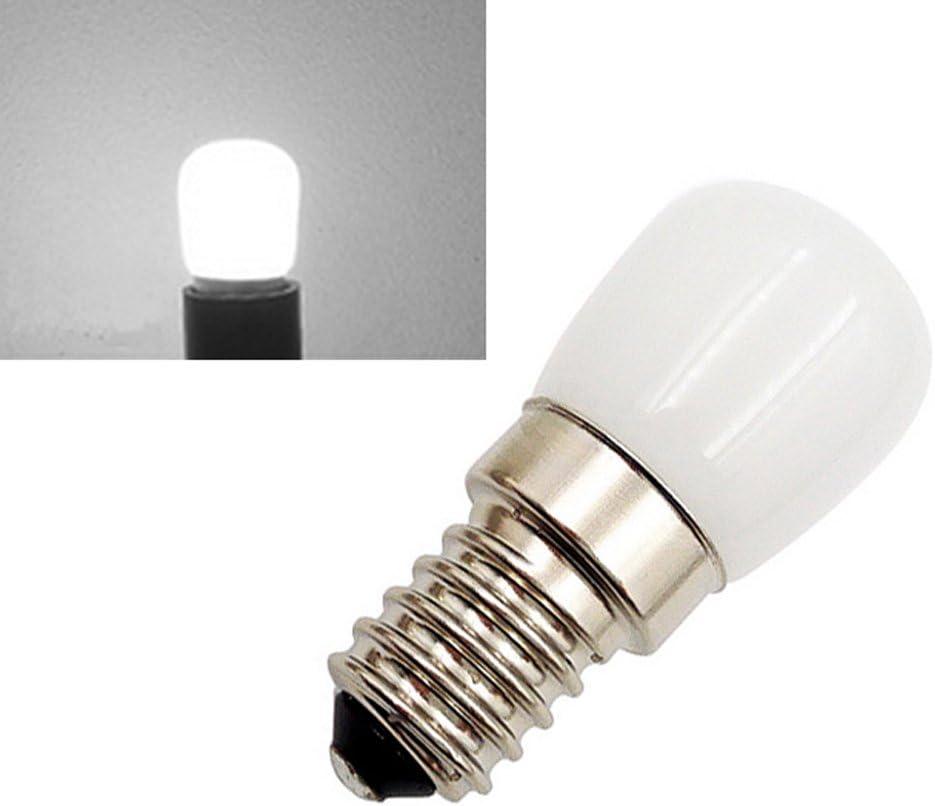 230 V 1,5 W E14 mini LED White Bombilla de repuesto para máquina ...