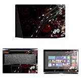 Decalrus - Protective Decal Skin skins Sticker for Lenovo Ideapad Y50 (15.6