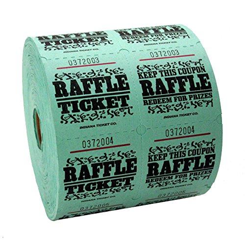1000 raffle tickets - 9