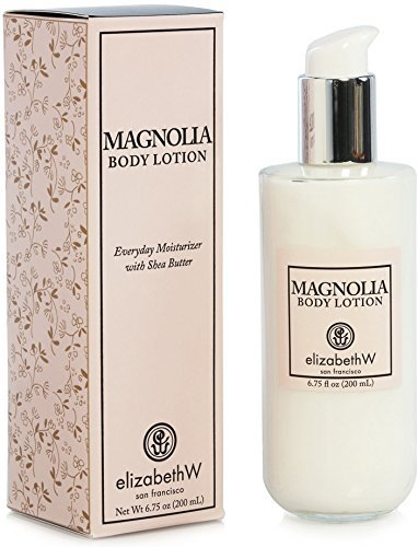 elizabeth W Magnolia Body - Magnolia Body Lotion Moisturizing