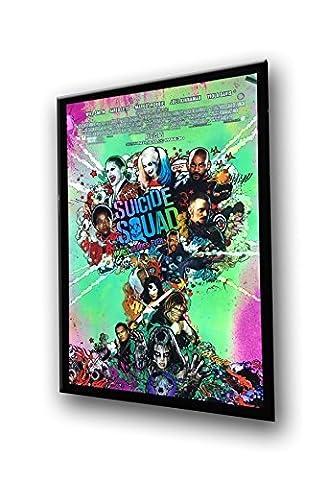 27x40 LED Light Box Cinema Movie Poster Display Frame - Frame One Light