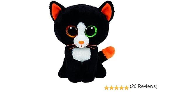 Ty - 37056 - Peluche - Beanie Boo - Medio - sustos Le Chat: Amazon.es: Juguetes y juegos