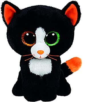 Ty - 37056 - Peluche - Beanie Boo - Medio - sustos Le Chat