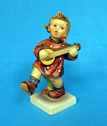 Hummel Girl (Hummel Goebel 86 Happiness girl with banjo)
