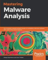 Mastering Malware Analysis Front Cover