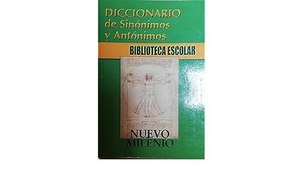 Dicc. Enciclopedico Universal (nuevo Milenio): Amazon.es: Libros
