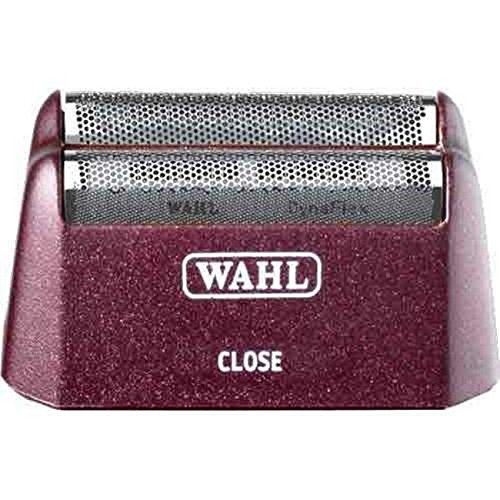 Wahl Replacement Shaving Head with Hypo-Allergenic Silver Foil Head with Bump Prevent Technology, Detaches Easily for Cleaning and Sanitation