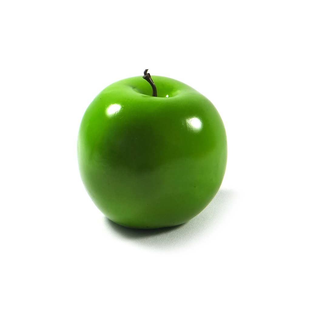 6pc-Artificial-Granny-Smith-Apple-Apples-Plastic-Green-Fruit-Six-Pieces