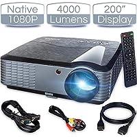 iCodis T700 Full HD 1080p 4000-Lumens Projector