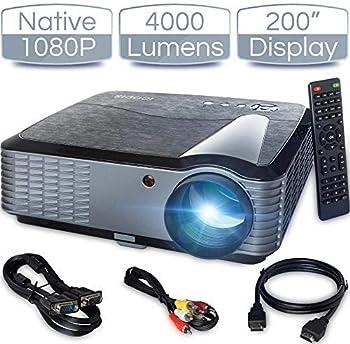 iCodis T700 4000-Lumens Projector