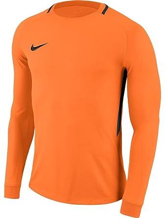 c22204dc6 Amazon.com: Nike Park III Goalkeeper Jersey Hi-Vis Orange 2XL: Clothing