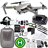 DJI Mavic Pro Platinum Collapsible Quadcopter Essential Bundle Review