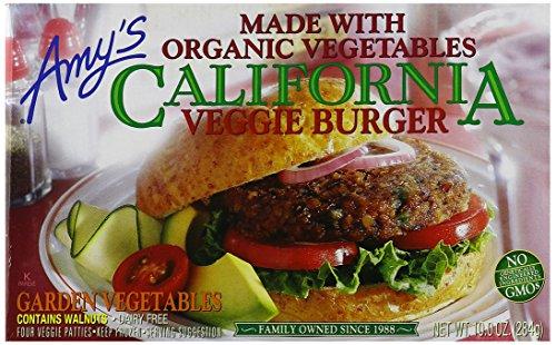 Amy's Burgers, California Veggie, Original, 10 Ounce (Frozen) by Amy's
