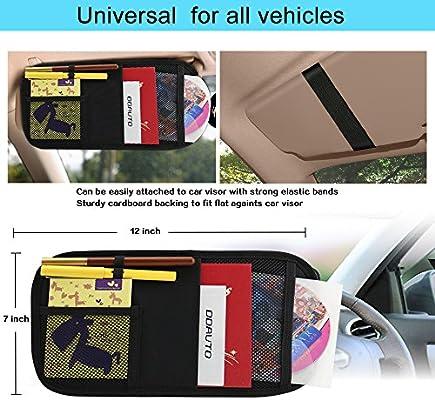 Amazon.com: Organizador de asiento trasero de coche con bono ...