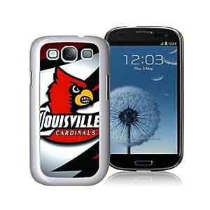 zeroCase NCAA Louisville Cardinals Samsung Galaxy S3 I9300 Hard Cover Case 2014 Style