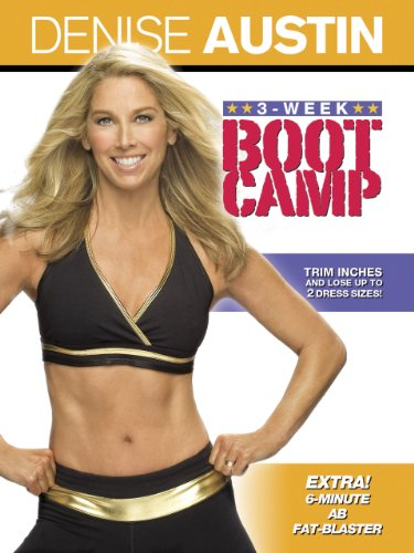 (Denise Austin: 3 Week Boot Camp)