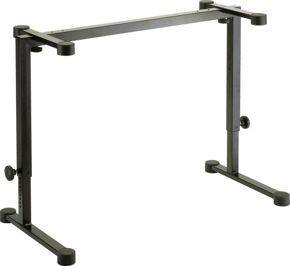 K&M Stands 18810.015.55 Table-style keyboard stand - Omega - black