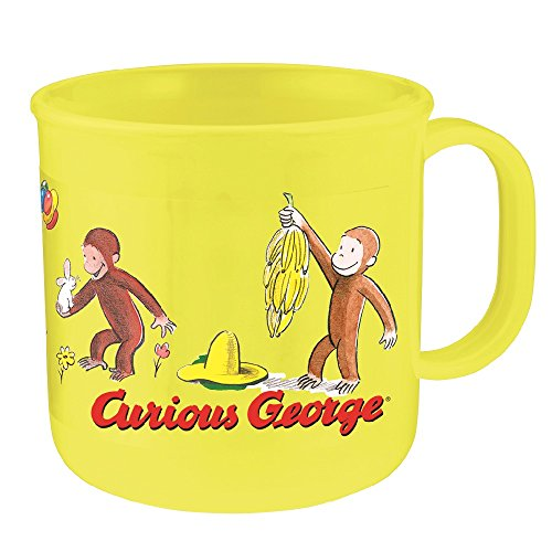 Curious George lunch cup banana by Gakken Suteifuru]()