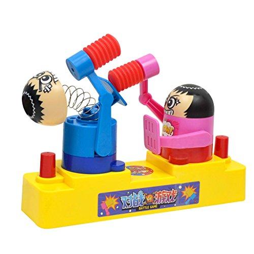 Baoblaze 2人プレーヤーのため ボードゲーム 子供 戦いゲーム 家族 楽しいおもちゃの商品画像