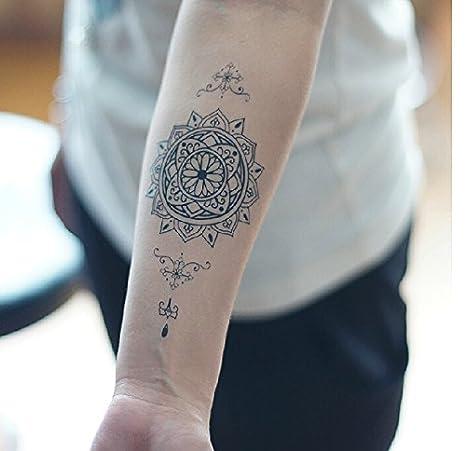 Tatuajes Temporales Realista de artista XL Stickers ARTWEAR tattoo ...