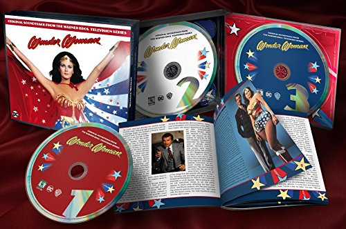 Wonder Woman Television Series - Soundtrack