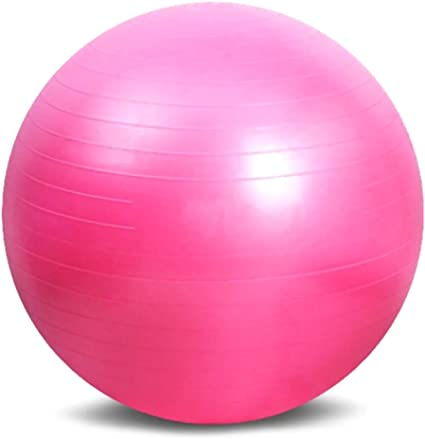 Pelota de yoga antideslizante PVC gimnasio Pilates pelota para ...