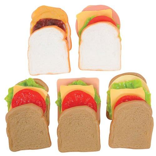 Sandwich Making Set - Sandwich Food Making Play