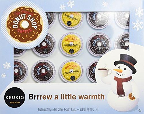 Keurig Donut Shop Holiday Assortment