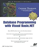 Database Programming with Visual Basic .NET