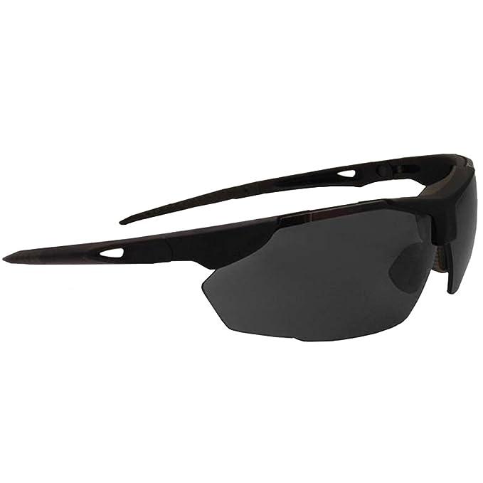 Amazon.com: Swiss Eye – Gafas de sol Snowslide Marco de goma ...