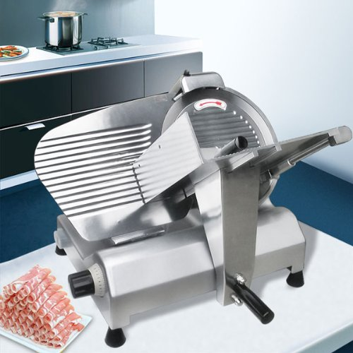 12'' High-Efficiency and Energy-Saving Meat Slicer by GC Global Direct