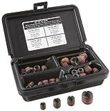 E-Z LOK Threaded Inserts For Metal; Assortment Kit; Carbon Steel; Metric Internal Threads, M8-1.25, M10-.5, M12-1.75, M16-2.0; 33 pieces