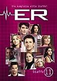 ER - Emergency Room, Staffel 11 [3 DVDs]