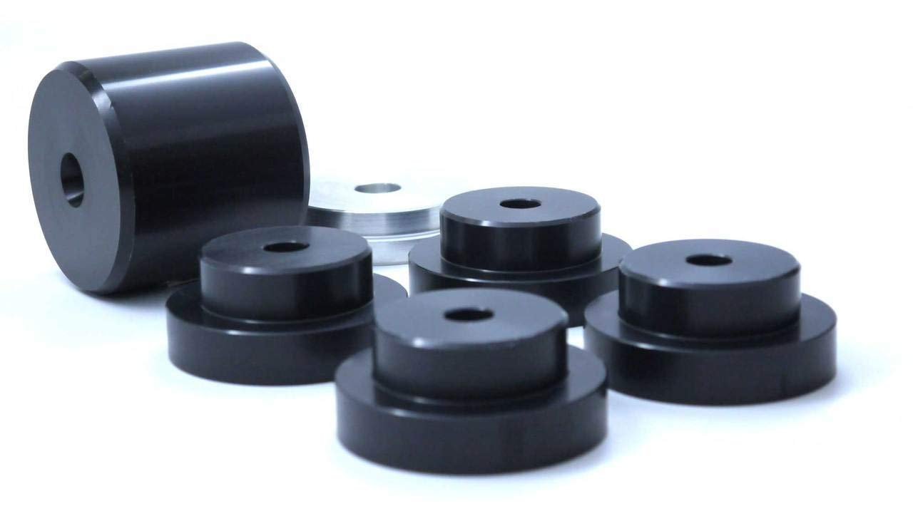 SPL SOLID Differential Bushings for 09+ Nissan 370Z 08+ Infiniti G37