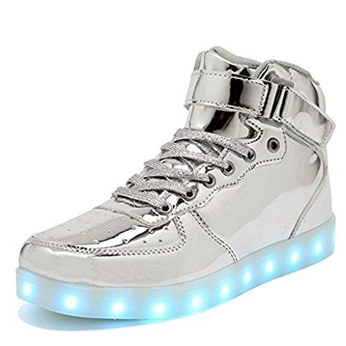 IGxx Sneakers Recharging Luminous Flashing