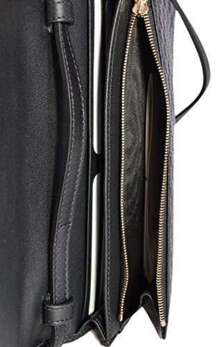 Amazon.com  Gucci Women s Leather Micro GG Guccissima Mini Crossbody Wallet  Bag Purse (Black)  Shoes 9635dc18a765d