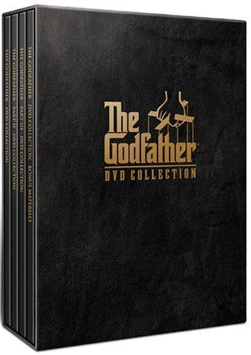 Godfather Collection (5pc) (Ws Sub) [DVD] [2001] by Marlon Brando by PARAMOUNT HOME VIDEO