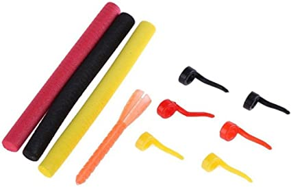6 x sleeves, tool /& 3 x foam Zig Rig Fox Zig Aligna Kit