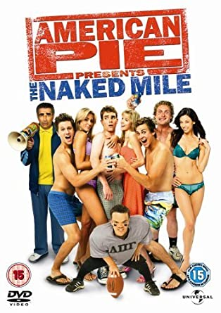 American Pie Presents The Naked Mile Dvd Amazon Co Uk Dvd