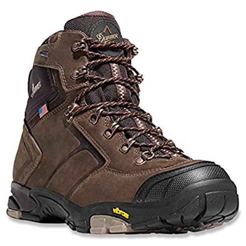 Danner Men's Mt. Adams 4.5-Inch Brown Full-Grain Leather 12 D