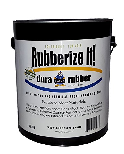Rubberizeit Dura-rubber 1 (Black)