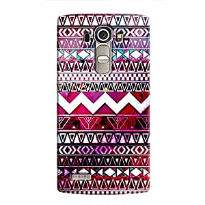 Cover It Up - Pink Pattern Dreams LG G4Hard Case